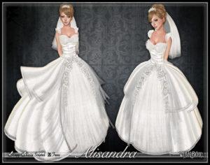 alisandra gown