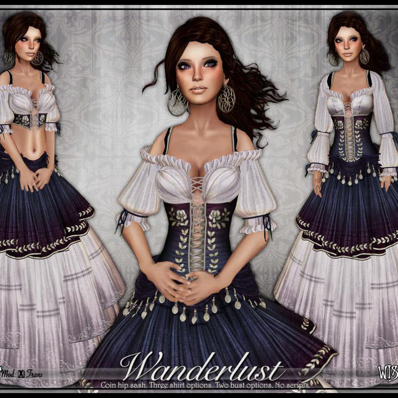 Wanderlust: Flexible Corset Dress